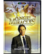 Angel Miracles NEW DVD Hosted By Richard Thomas (It's A Miracle) - $25.66
