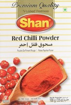 Shan Red Chilli Powder (Tez Lal Mirch) 35 Oz - $23.86