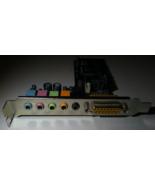 CMedia CMI8738/PCI-6ch-LX EC-SC73861 5.1 PCI sound card GREAT CARD SC-5.1-1 - $9.39