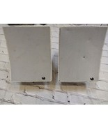 Pair of - Infinity Outrigger Jr White Wired Indoor/Outdoor 2-Way Speakers - $55.17