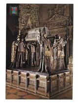 Spain Seville Cathedral Monument a Colon Pantheon Dominguez Postcard 4X6 - $4.99