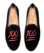 New Handmade Men's Black Velvet Slip Ons Loafer Shoes - $99.99+