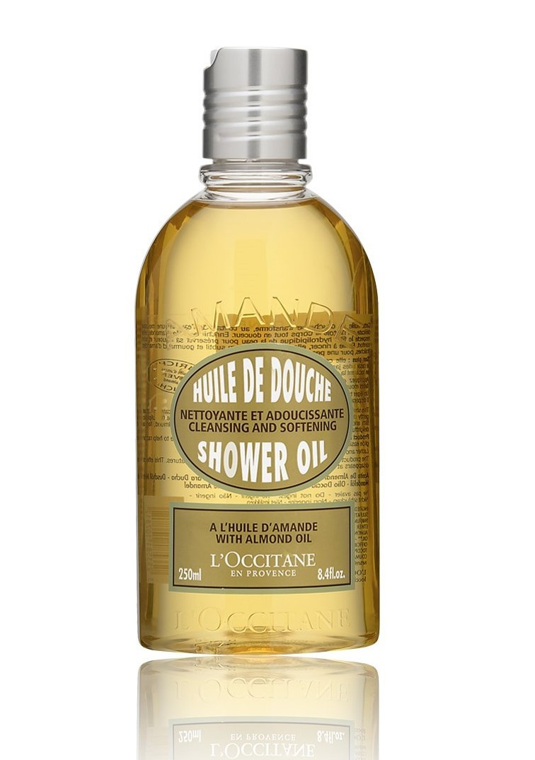 L'OCCITANE Almond Shower Oil   8.4oz