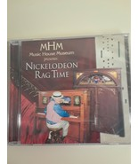 Nickelodeon Rag Time  Music House Museum New Sealed CD - $9.85