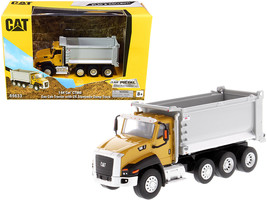 CAT Caterpillar CT660 Day Cab Tractor with OX Stampede Dump Truck  - $33.65