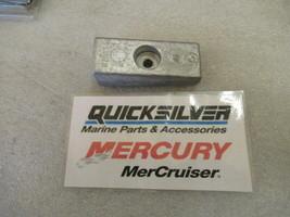 P31C Mercury Quicksilver 826134Q Anode OEM New Factory Boat Parts - $9.05