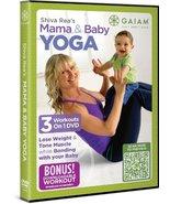 Shiva Rea Mama & Baby Yoga DVD [DVD] - $6.85