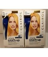 (2) Packs Clairol Root Touch-Up Permanent Hair Color 8G Medium Golden Bl... - $18.80