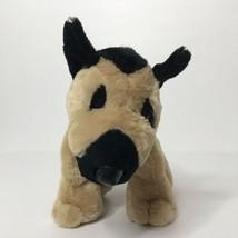 "Ganx Webkinz German Shepherd Dog Plush Stuffed Animal Beanie 9"" Long No ... - $14.73"