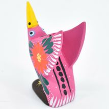 Handmade Alebrijes Oaxacan Copal Wood Carving Folk Art Hummingbird Bird Figurine image 3