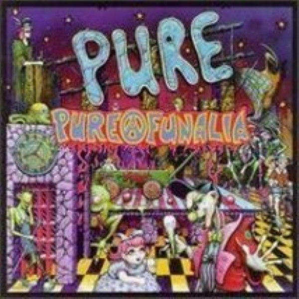 Pureafunalia by Pure Cd