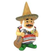 Pancho the Mariachi Garden Gnome Statue  - $40.51