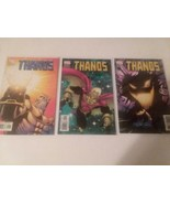 THANOS - #1, #2 AND #6 - FIRST SERIES - JIM STARLIN - FREE SHIPPING - $18.70