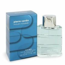 Pierre Cardin Pour Homme by Pierre Cardin 1.7 oz EDT Cologne Spray for Men NIB - $23.70