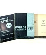Kohler K141 K161 K181 Small Engine Service Manual Maintenance Overhaul 1... - $55.63