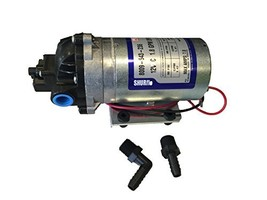 Pentair SHURflo 8009-543-236 Auto-Demand 12V Spraying Diaphragm Pump, 1.8GPM, Vi