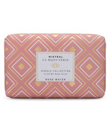 Mistral Jewels Rose Water Bar Soap 8.8oz - $14.00