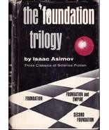 THE FOUNDATION TRILOGY [Hardcover] Asimov, Isaac - $49.26
