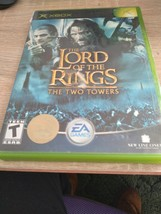 MicroSoft XBox The Lord Of The Rings: The Two Towers image 1