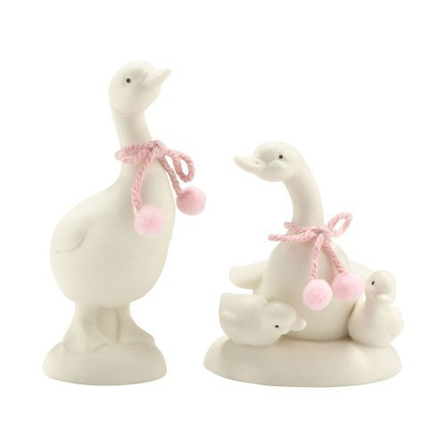 Primary image for Department 56 Snowbunnies Geese Collectible Animal 2013 Figurine, 2.36 inch