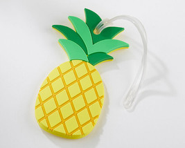 30 Pineapple Luggage Tag Wedding favors Bridal Shower Favor Destination ... - $101.25