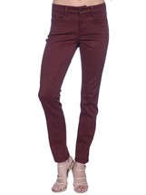 NYDJ Giada Colorati Legging Jeans, Oxblood, 16 - $74.66