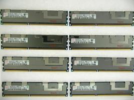 Lot Of 8 (64GB) 8GB DDR3-1333 10600R Registered Ecc Dim Ms HMT31GR7BFR4C-H9 - $256.41