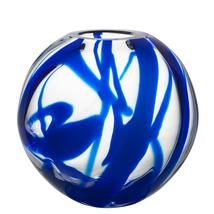 Kosta Boda Globe Vase (Blue) by Anna Ehrner - $494.99