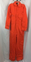 Nwt Walls Orange FR Fire Resistant Jumpsuit Size 36 Tall Hunting 36T - $36.27