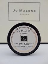 JO MALONE Lime Basil & Mandarin Body Creme 15ml / 0.5Fl Oz Travel Size - $18.99
