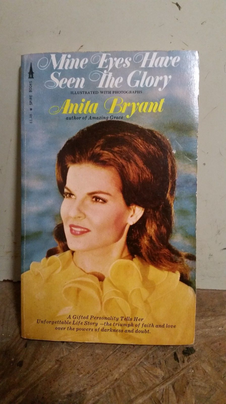 Mine       Eyes    Have Seen the Glory 1970 by    anita       bryant