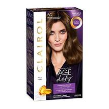 Clairol Age Defy Permanent Hair Color, 5G Medium Golden Brown, 1 Count - $18.80