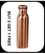 Copper Yoga Water Ayurveda Bottle 950 ml BUY 2 GET 1 FREE - $23.75