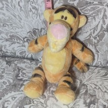 "Disney Winnie the Pooh Tigger 9"" Baby Safe Plush, Rattle Crinkle Ears So... - $14.84"