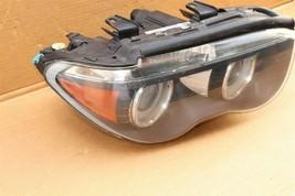 02-05 BMW E65 E66 745 750i 760i Xenon HID AFS Adaptive Headlight Pssngr Right RH image 2