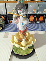 Lladro 8659 Bal Gopal Buddhism and Hinduism New Original Box - $495.00