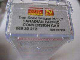 Micro-Trains Stock #06930212 CP True-Scale Conversion Car #287227 N-Scale image 6