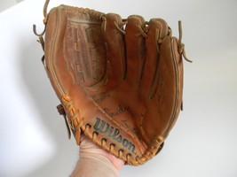 "Vintage Wilson A2234 Pro Style 12"" Ron Guidry Baseball Glove Dual Hinge Web - $49.99"