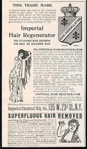 Imperial Hair Regenerator  Kalpos Hair Remover 1901 Two ADS - $9.99