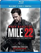 Mile 22 [Blu-ray+DVD+Digital, 2018]