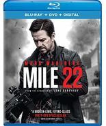 Mile 22 [Blu-ray+DVD+Digital, 2018] - $24.95