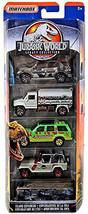 Matchbox Jurassic Park World Legacy Collection 5 Pack Island Explorers Set - $19.95
