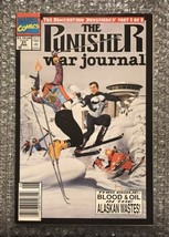The Punisher War Journal #31 - 1991 Marvel Copper Age Comic Book - MID G... - $6.86