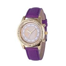 2018 New Women Bracelet Wristwatch ladies Crystal Geneva Watches Fashion... - $12.05