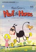 Neil the Horse Comics and Stories #1 VF; Aardvark-Vanaheim | save on shi... - $2.99