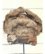 Insulated Camouflage Hunting Cap with Insulated Ear Flaps  - $12.99