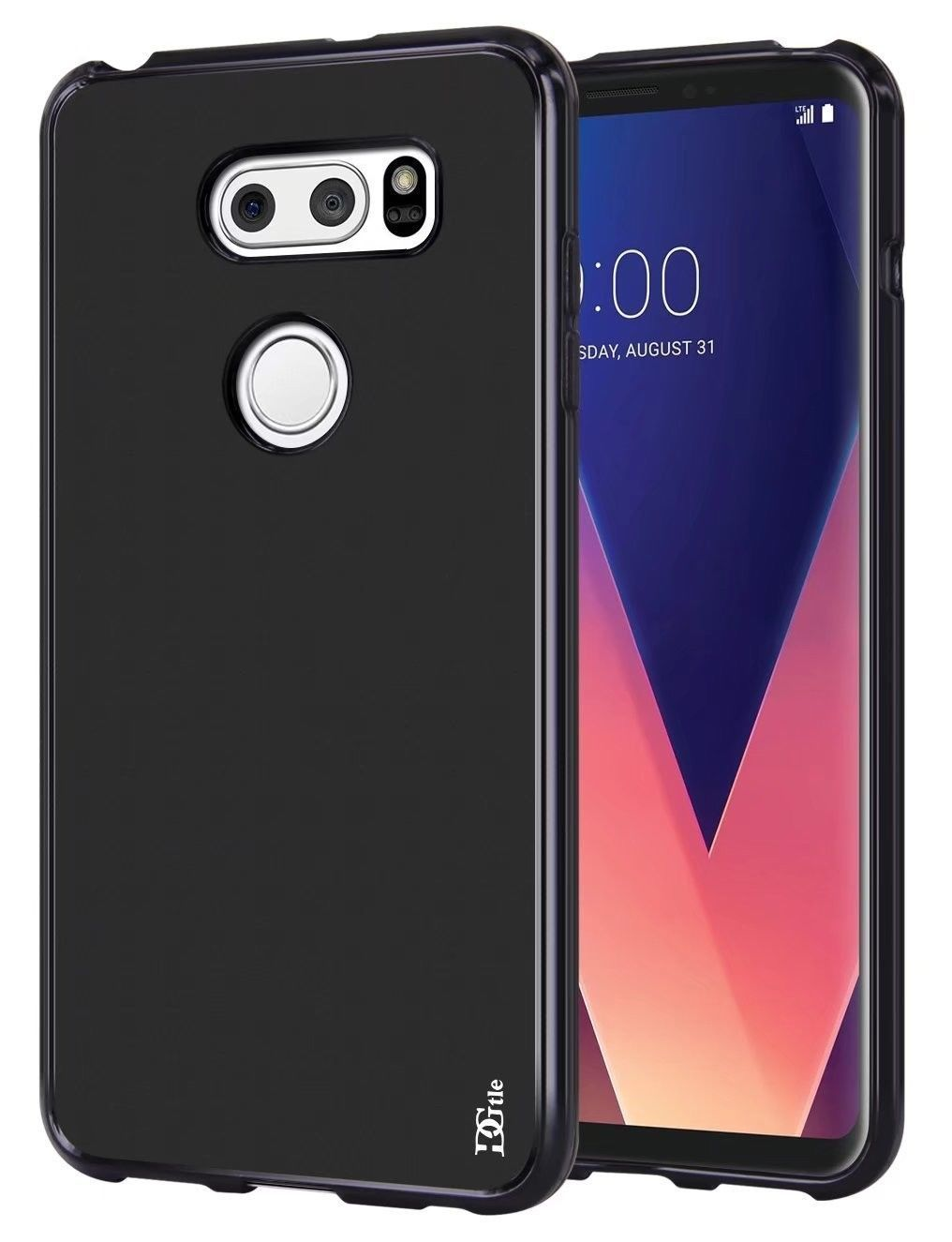 Primary image for For LG V30 Case Anti-Scratches TPU Gel Premium Slim Flexible Soft Bumper