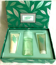 Elizabeth Arden Green Tea Gift Set Box Scent Spray-Body Cream-Shower Gel... - $27.06