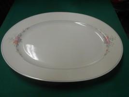 """Beautiful Pfaltzgraff """"Trousseau"""" ..Large Platter 14.5: X 10.5"""" - $14.44"""