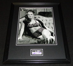 Corrine Calvet Signed Framed 11x14 Photo Display JSA - $60.41